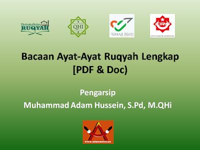 Ilustrasi Download Bacaan Ayat-Ayat Ruqyah Lengkap