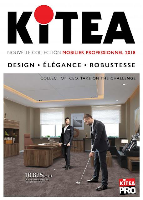 catalogue kitea pro 2018