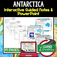 GEOGRAPHY Notes, GEOGRAPHY Interactive Notebook, Google and Print, GEOGRAPHY Note Taking, GEOGRAPHY PowerPoints, GEOGRAPHY Anticipatory Guides, GEOGRAPHY Digital Graphic Organizers