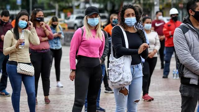 REPORTE COVID-19: AUMENTAN LOS CASOS DE CONTAGIO