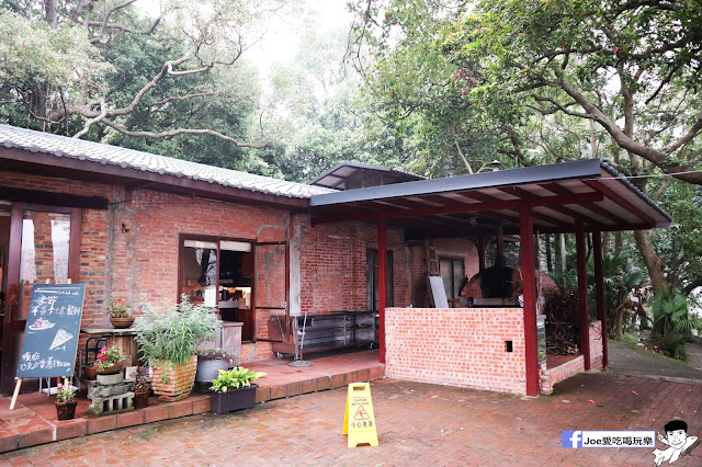 IMG 1430 - 【新竹旅遊】竹科人的後花園,寶山一號水庫旁的『沙湖壢咖啡館』,午後散步喝杯咖啡的好去處,寶山水庫的風景盡收眼底