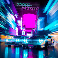 Need For Synth compilatiealbum uitgebracht door NeonRetrowave