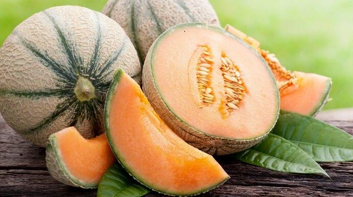 Musk-Melon Kashmir