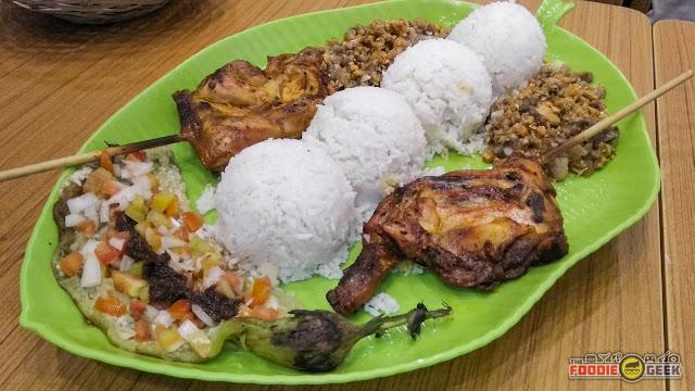 Bacolod Inasal, Chicken Deli, Marikina, fiesta salo-salo