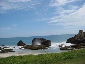 pantai marina kalianda