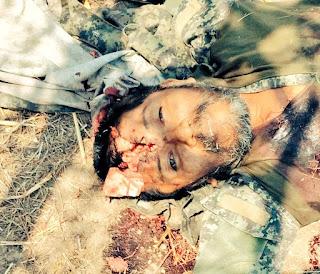 FOTOS: Continúa la guerra entre el CJNG y Los Viagras... así ejecutaron a 18 en Aguililla, Michoacán 1