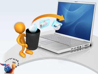 Cara Memulihkan File Yang Terhapus