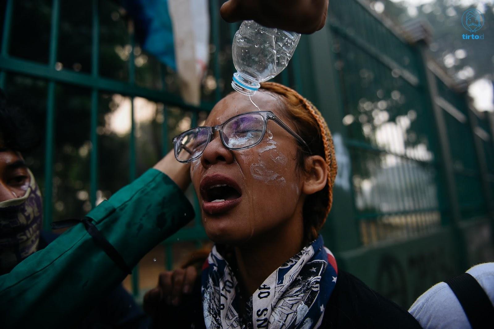 Jawaban Konyol Polisi Sehabis Nendang Wartawan