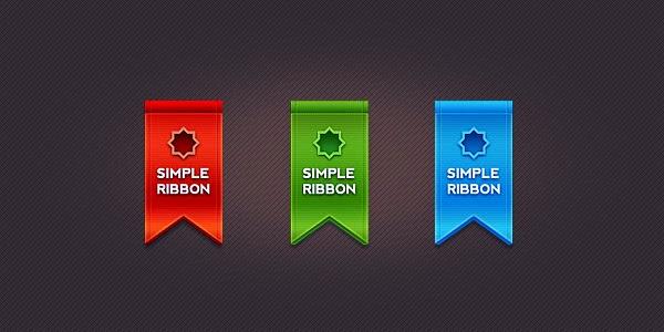 Beautiful Ribbon In 3 Colors