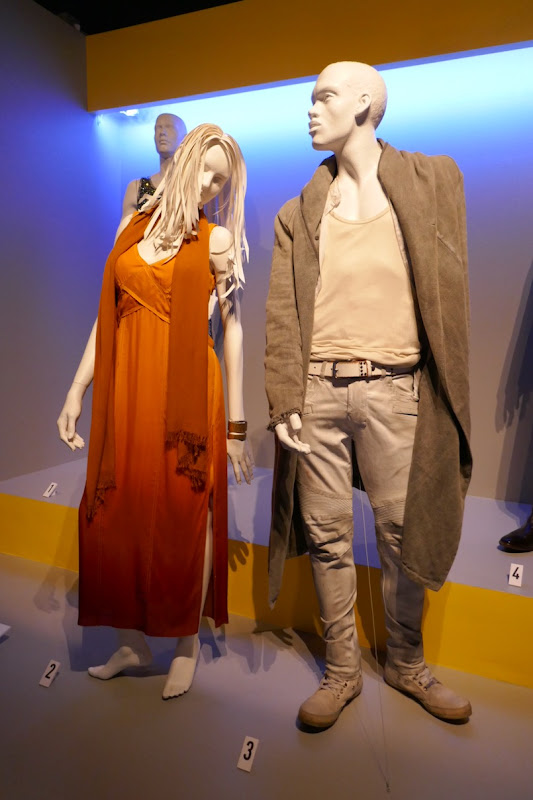 Jesus Christ Superstar in Concert costumes