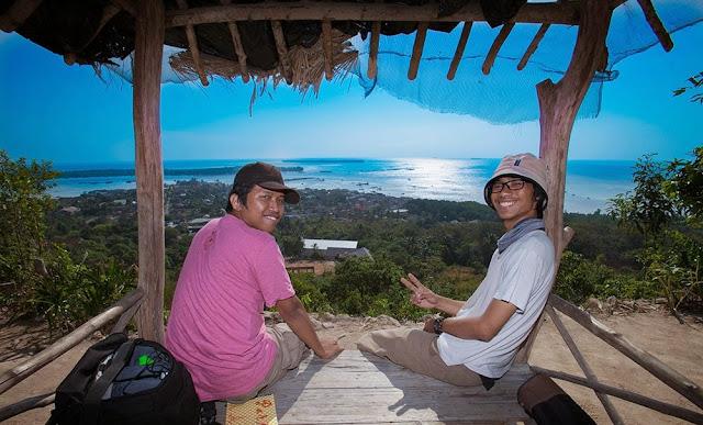 Pemandangan dari Bukit Joko Tuwo
