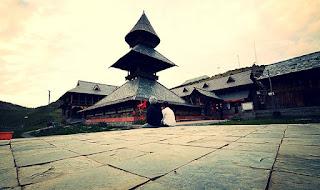 Himachal religious places rishi parashar