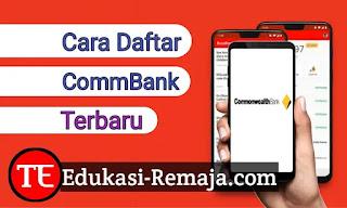 """CommBank Mobile mengadakan program referensi berupa kode referral bagi kalian yang ingin mendaftar dan menggunakan aplikasi Commbank Mobile dari CommonWealth Bank, berikut ini adalah kode referral CommBank Mobile Terbaru :   """" F4RBME0 """" Gunakan kode diatas disaat mendaftar di aplikasi CommBank Mobile."""