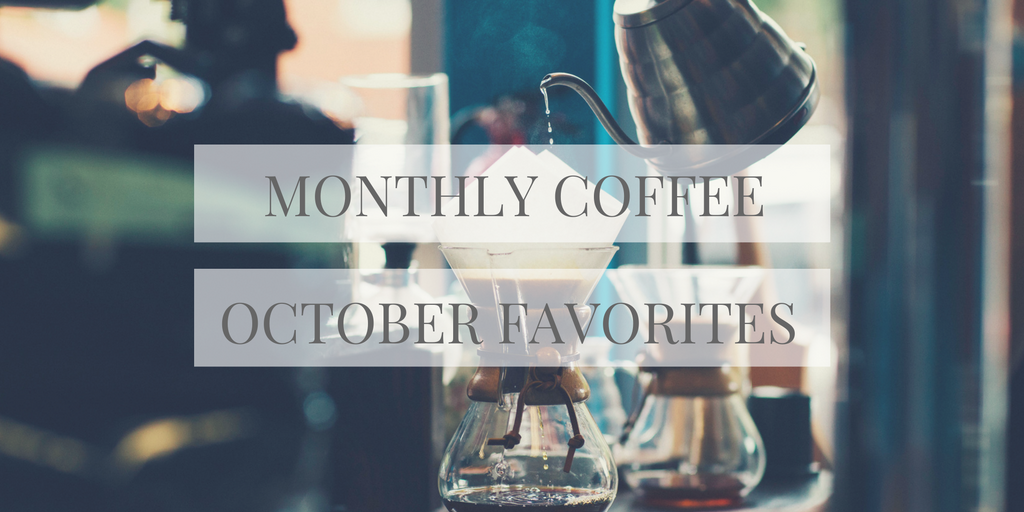 It's time to grab a steamy beverage and get caught up on our favorite blog reads in the month of October. The Monthly Coffee party is for sharing and discovering new blogs to love; join the party and grow our blogging community.