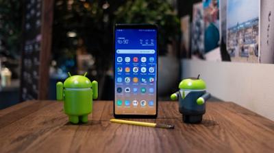 أفضل الهواتف الذكية التي صنعتها شركة سامسونج حتى الأن (2019).