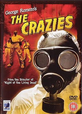 The Crazies de George A. Romero en su edidición en DVD