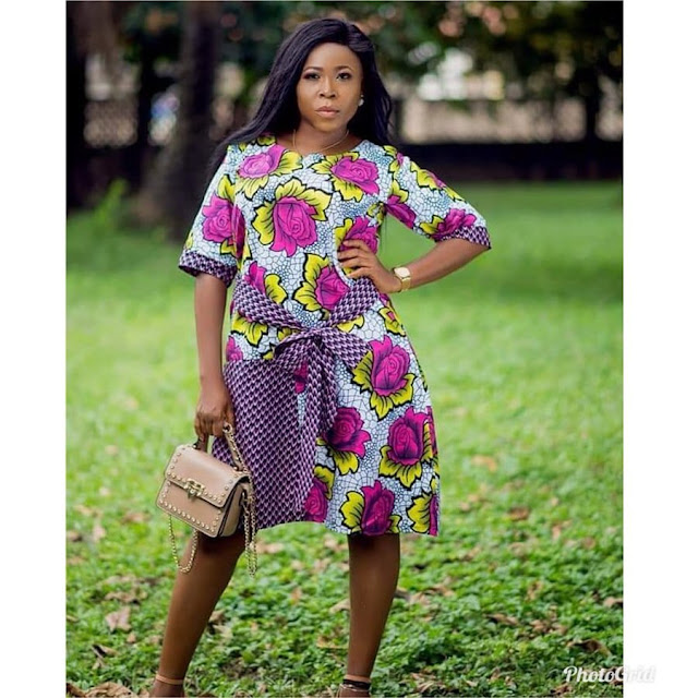 2019 Best of Ankara Gown Styles to Copy