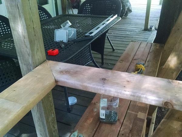 bench deck plans