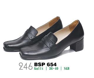 Sepatu Kerja Wanita BSP 654