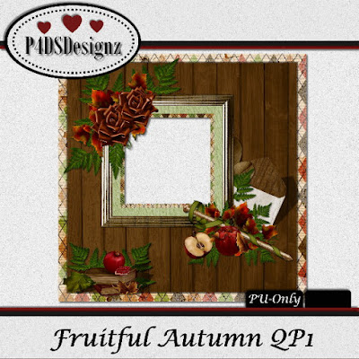 Fruitful Autumn - FS Kit