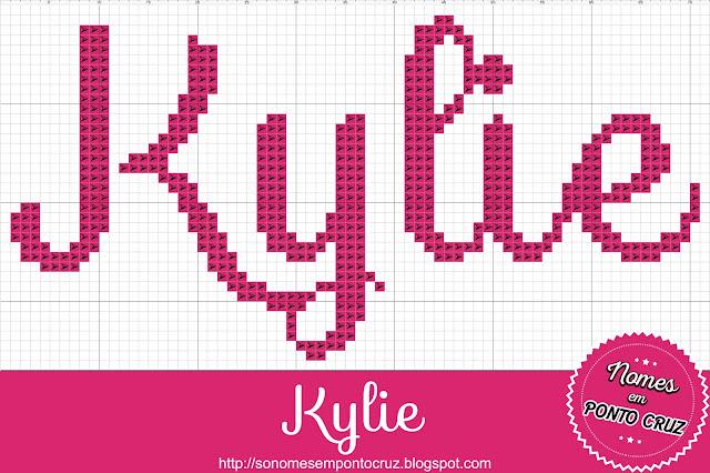 Nome Kylie em Ponto Cruz