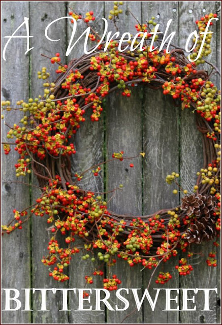 diy - wreath tutorial