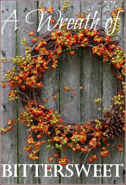 diy - wreath tutorial