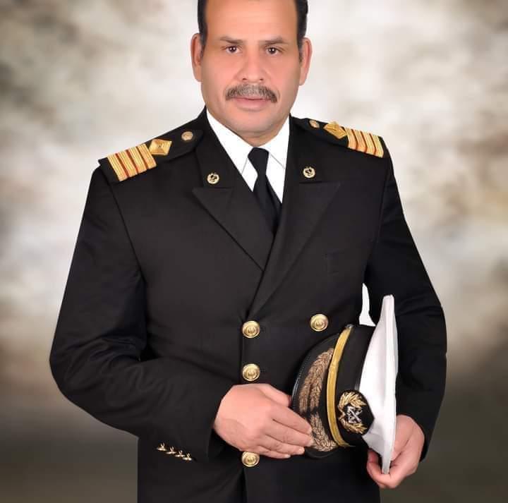 وفاة المهندس بحري عادل نصار