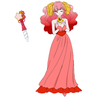 ANIME | FAMILY RENDERS: PRINCESS ARIES (STAR☆TWINKLE PRECURE)