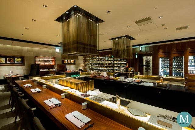 SH'UN Japanese Restaurant at Swissôtel Nankai Osaka