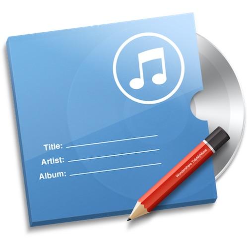 Wondershare TidyMyMusic