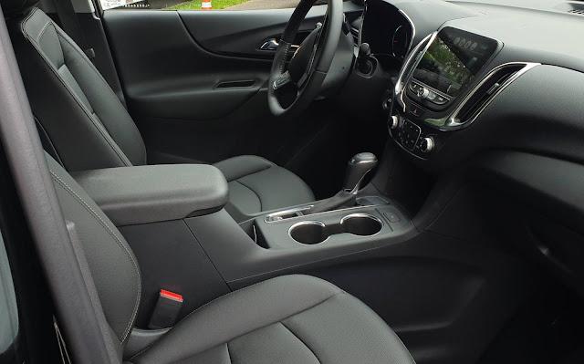 Chevrolet Equinox 2020 - interior