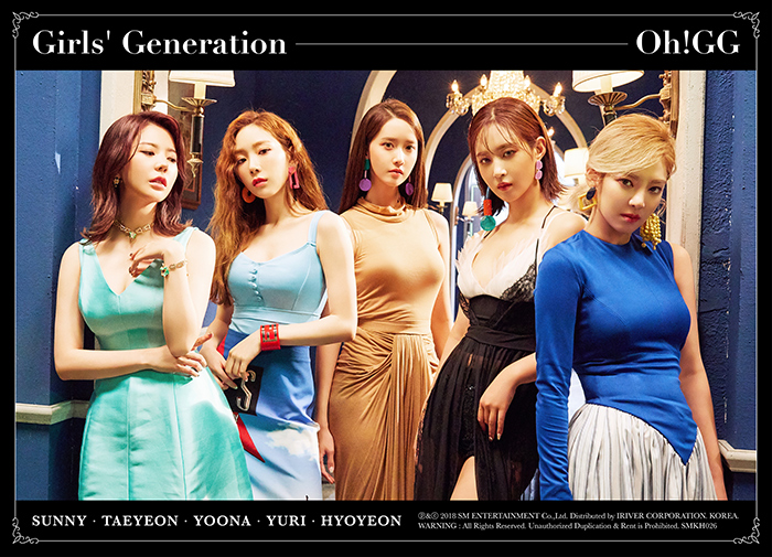 Girls' Generation-Oh!GG Korean Girl Group