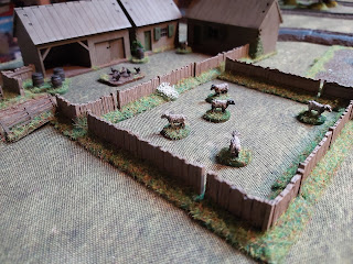 15mm farm animals