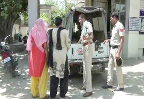 miner-girl-murder-grand-mother-arrest-old-faridabad-police