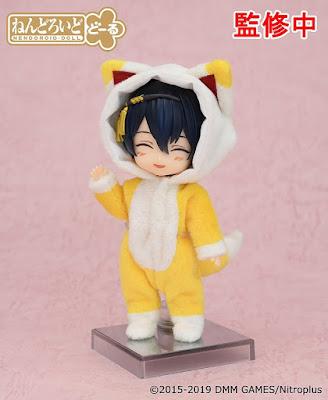 Touken Ranbu -ONLINE- Nendoroid Doll Kigurumi Pajama (Konnosuke)