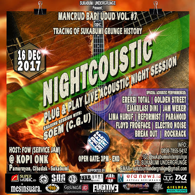 "Nightcoustic ""Plug & Play Live Acoustic Night Season"""