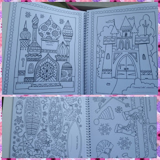 color with mom book samples