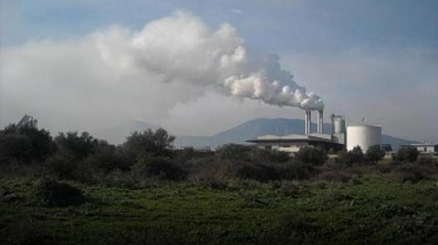 62.000 ευρώ από την Περιφέρεια Πελοποννήσου για σχέδιο αντιμετώπισης της ρύπανσης από τα πυρηνελαιουργεία