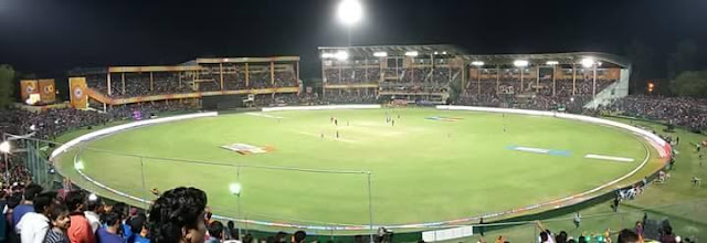 Green Park Stadium Kanpur Uttar Pradesh Review