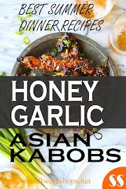 Best Summer DINNER Recipes | Honey Garlic Marinade
