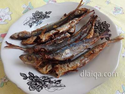 Ikan Layang Goreng Sederhana ala Rika