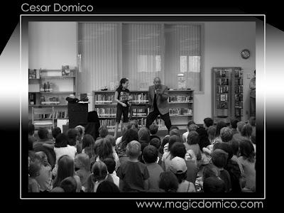 Magician kids