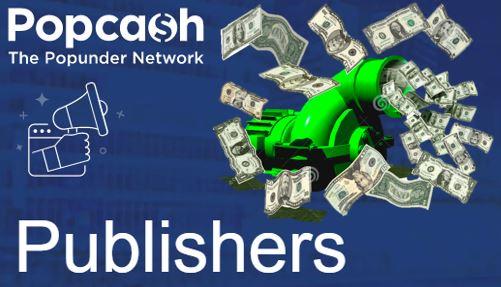 Popcash幫你把流量轉換成現金