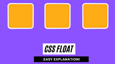 What is CSS Float? css float (Easy Explanation)
