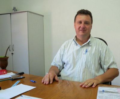 Cantagalo é pioneiro na Cantu a identificar pacientes de Covid-19 com pulseiras