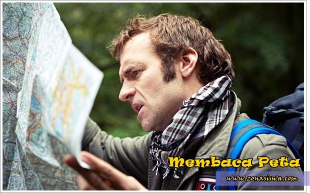 Membaca Peta, Hal-hal yang Perlu Diperhatikan Saat Membaca Peta. | www.zonasiswa.com
