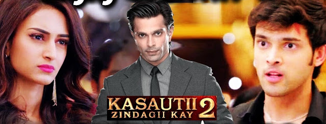 Good News : Mr. Bajaj (Karan Singh Grover) Final Look Shooting Begins in Kasauti Zindagi Kay