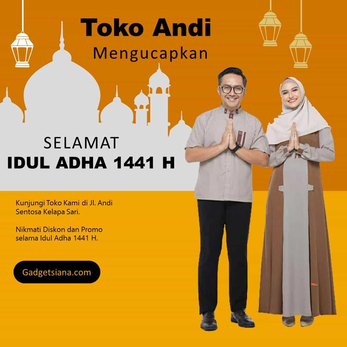 Download Gambar Ucapan Selamat Idul Adha 1441 H Mediasiana Com Situs Referensi Belajar Masakini
