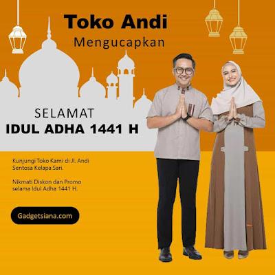 Download Gambar Ucapan Selamat Idul Adha 1441 H